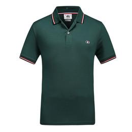 Chinese  T-shirtdiscounted PoloShirt men Short ST shirt Brand London New Chicago polo shirt men Dropship Cheap High Quality Free manufacturers