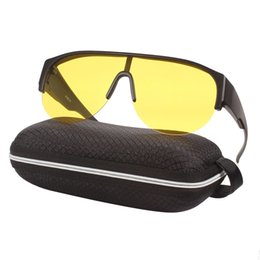 sunglasses fit over NZ - Agstum Half Rimless Polarized UV Sunglasses Fit Over Glasses Wrap Sports