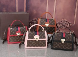 Men leather tote bags online shopping - Hot TLOUIS VUITTON GENUINE LEATHER LOUIS AA BAG WOMEN FASHION WALLET MICHAEL KOR MEN PURSE CLUTCH AJ GG AA CO CH HANDBAGS TOTE bag