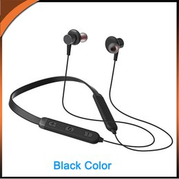 Sport Wireless Headphones For Iphone NZ - Wireless bluetooth headphones in-ear sport earphones headset BT4.2 for iPhone X XR XS Max IP8 for Samsung Note 8 S8