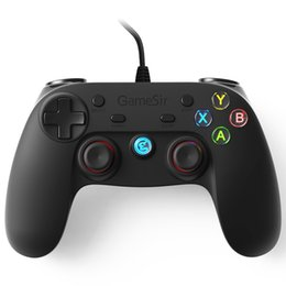$enCountryForm.capitalKeyWord NZ - Wired USB Gamepad Controller Joystick Game Pad for Android Smartphones & PS3 Tablet PC Computer WinXP with Phone Bracket