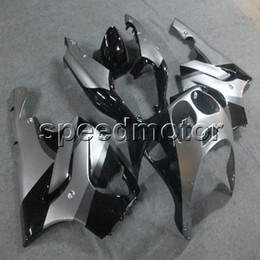 $enCountryForm.capitalKeyWord Australia - 23colors+Botls silver black bodywork motorcycle Fairing for Kawasaki ZX7R 1996 1997 1998 1999 2000 2001 2002 2003 ABS plastic kit