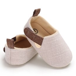 $enCountryForm.capitalKeyWord Australia - 3 Colors kids shoes Baby sports canvas toddler soft sole first walker sneakers kids running shoes Footwear Prewalker Moccasins walking shoes