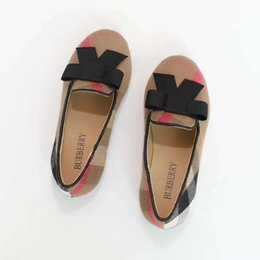 Girl shoes for dresses online shopping - girl shoe fashion leather flat walking shoes toddler for kid dress toddler girl summer shoes send with box