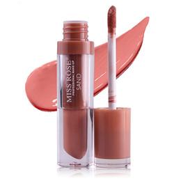 $enCountryForm.capitalKeyWord Australia - 24 color Waterproof Matte Liquid Lipstick for Girls Long Lasting Lip Gloss Red Makeup Lipsticks Festival Party Gifts 2019 New