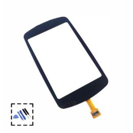Computer Screen Australia - Thani new touch panel for Garmin Edge 810 800 GPS Bike Computer Touch screen digitizer panel replacement Free shipping+tools