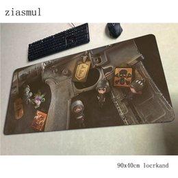 Mouse pads custoM online shopping - rainbow six siege pad mouse Boy Gift computer gamer mouse pad x400x3mm padmouse Custom mousepad ergonomic gadget office mats