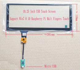 RaspbeRRy monitoR online shopping - 10 inch Touch Screen For X3 EB3 pin inch USB Touch Screen Support Win7 Raspberry Pi car