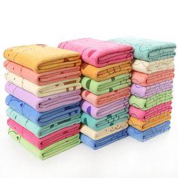 $enCountryForm.capitalKeyWord Australia - Bath Towel Soft Shower Towel Microfiber Absorbent Quick-drying Washcloth Cartoon Printed for Beach Sports Gym Towels 70 X140cm