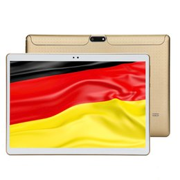 2g ram tablet Australia - 2019 10 ' tablet Pcs 2G 3G Android 7.0 8 Octa Core tablets 4GB RAM 32 64 GB ROM WiFi 3G GPS WPS IPS Bluetooth tablet T805C