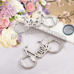 wedding bicycle Australia - 20PCS Bicycle Bottle Opener Wedding Favors Sport Party Keepsake Bridal Shower Travel Theme Event Gifts Birthday Supplies