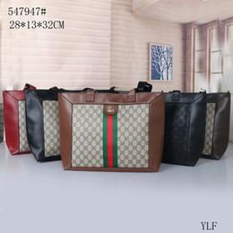 $enCountryForm.capitalKeyWord Australia - 4 colors lattice 2pcs set Top quality Women handbag handbag ladies designer designer handbag high quality lady clutch purse retro shoulder