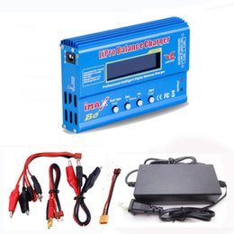 balance adapter NZ - s Build-power Battery Lipro Balance Charger iMAX B6 Lipro Digital Balance Charger + 12V 6A Power Adapter Charging Cables