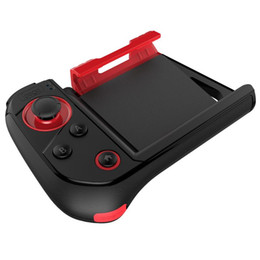 red wireless tablet Australia - iPega PG-9121 PG 9121 Wireless Bluetooth Game Controller For Android IOS Smartphone Game Joystick For Tablet PC Android TV Box Free DHL