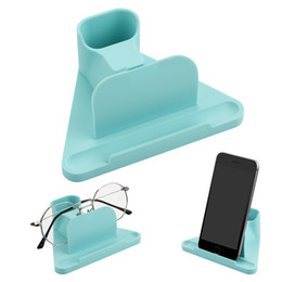 $enCountryForm.capitalKeyWord Australia - Multifunction Universal Silicone Bracket for Mobile Phone Glasses Accessories Tablet PC Stand Holder Handsfree for iPhone Android Phones