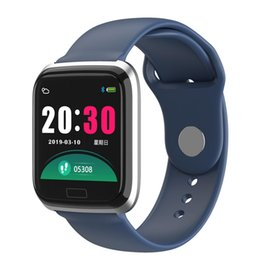 Step tracker watch online shopping - CY05 Smart Bracelet Inch Color Fashion Sports Watch Waterproof Fitness Tracker Heart Rate Blood Pressure Step Monitor PK B57
