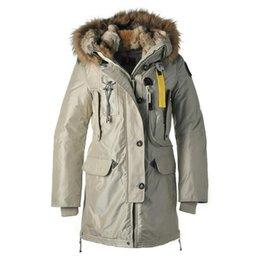 $enCountryForm.capitalKeyWord Australia - Winter coat Beige jacket women Long down parka Double detachable Real fur hat High quality down jacket Plus size