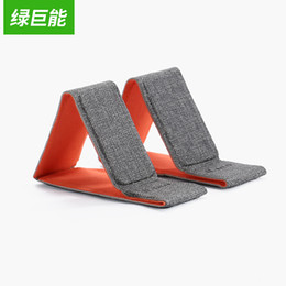 Apple Macbook Wholesale Australia - Unique Portable Laptop Stand Tablet Stand Universal for Apple MacBook Pro 11-15inch Foldable Adjustable Office Notebook pc car