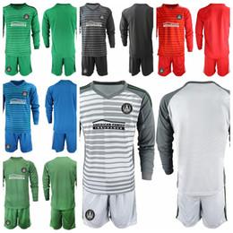 0ba5b2ffe Goalkeepers uniform online shopping - MLS FC Goalkeeper Atlanta United Long  Sleeve Jersey Men Soccer Brendan