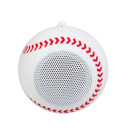 Wholesale Wireless Bluetooth Speaker Outdoor Handsfree Stereo Sound Card Plugged Speaker For Ball Game Fans Mini For Mobile Phones