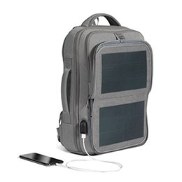 $enCountryForm.capitalKeyWord UK - HANERGY Solar Powered Backpack Off-Grid 9W Thin Film Flexible Hidden Solar Panel Business Laptop Tablets Backpacks