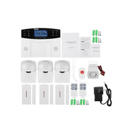 China Gsm Wireless Home Burglar Alarm System Sos Motion Door Window Sensor Security (Us Plug) car cheap wireless door entry alarm suppliers