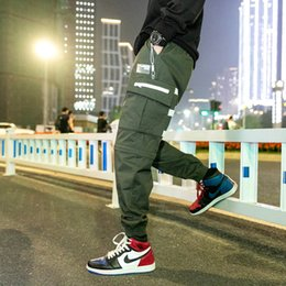 running pants sale Australia - Hot Sale Tech Fleece Sport Pants Space Cotton Trousers Men Tracksuit Bottoms Mens Joggers Tech Fleece Camo Running pants 2 Colors