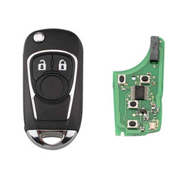$enCountryForm.capitalKeyWord Australia - Buttons 433MHz ID46 Chip Modified Flip Folding Remote Key for Chevrolet Cruze 2010-2015 HU100 Blade