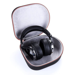 waterproof dustproof case NZ - Waterproof Storage Bag Travel Dustproof Case For Sennheiser Hd 4.50 hd 598 hd558 202 Ii 201 419 229 Headphone Y20