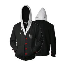 $enCountryForm.capitalKeyWord Australia - Game Cosplay Persona 4 Man Tops Full Zip Hoodies Casual Cool Coat Jacket Fashion Sweatshirts Cosplay