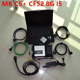 $enCountryForm.capitalKeyWord Australia - Best Quality MB Star C5 Laptop cf-52 Newest V2019.05 SD C5 Xentry Vediamo DTS 8.08.21 Mb Star C5 SD Connect Car Diagnostic Tool