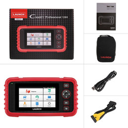 Obd2 cOde reader creader online shopping - Launch X431 CRP129X OBD2 Scanner ENG ABS SRS AT Diagnostic Tool Oil SAS EPB TMPS Reset Creader X OBDII Code Reader