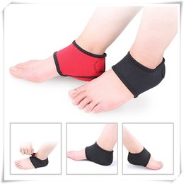 c15fb49180 Outdoors Foot Heel Ankle Wrap Pads Plantar Fasciitis Therapy Pain Relief  Arch Support For Hiking Camping