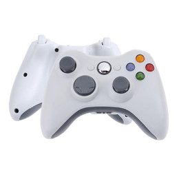 Wireless Usb Game Controller Pc Australia - Wireless USB Wired Game Controller Bluetooth Gamepad for Microsoft Xbox 360 for Xbox 360 Slim or PC Windows