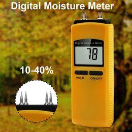 $enCountryForm.capitalKeyWord Australia - Four Pins Digital Wood Moisture Meter 10-40% Wood Humidity Tester Timber Damp Detector with Large LCD Display