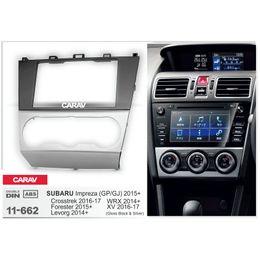 Radio fascias online shopping - CARAV Car Radio Fascia Panel for Forester Impreza Levorg WRX Stereo Fascia Dash CD Trim Installation Kit