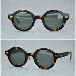 $enCountryForm.capitalKeyWord NZ - Polarized Sunglasses Men Women Retro Brand Designer Vintage Black Driving Sunglasses Round Sun Glasses for Male Goggle UV400