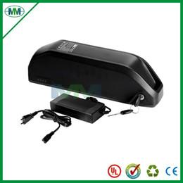 EU US RU No taxes 52V 48V 17.5Ah 16AH Ebike Frame Lithium Battery for Bafang BBSDH 1000W BBS02 750W ebike motor +charger on Sale