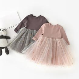 2bcebae377449 Tricot Des Robes De Filles Distributeurs en gros en ligne