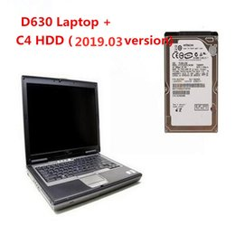 Dodge Camera Australia - Professional 2019.03 newly version MB Star C4 Software HDD Win7 320G SD Connect C4 Tool with LAPTOP D630 High Quality