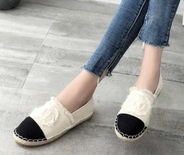 $enCountryForm.capitalKeyWord NZ - Flats Shoes Woman 2019 Spring Loafer Fashion Patchwork Flats Heel Ladies Casual Shoe Women's Shallow Single Shoes For Women Loafers a066