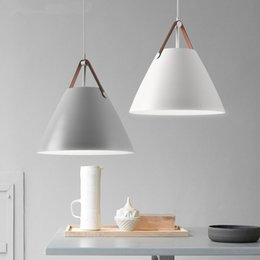 $enCountryForm.capitalKeyWord NZ - Modern Pendant Lights Aluminum LED pendant lamp Kitchen Fixtures For Living Room Restaurant Light Ceiling Lamp Indoor Lighting
