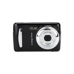Discount hdd 2.5 - 16Mp CMOS Sensor 2.4 inch Screen Digital Cameras 8x Digital Zoom and Rechareable Lithium Battery 1080P Camera DV