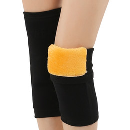 $enCountryForm.capitalKeyWord Australia - Autumn and Winter Wool Knee Pads Keep Warming Knee Pads Electric Motorcycle Bicycle Sports Protective Gear Hot #18350
