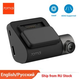 Voice Controlled Cameras Australia - English Voice Control 70mai Dash Cam pro GPS ADAS 1944P HD 150Pix Car Camera DVR 140 Degree FOV Night Version Wifi Function