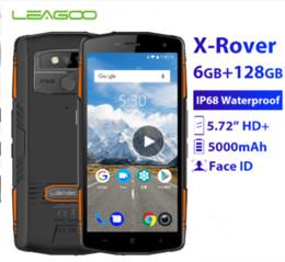 "$enCountryForm.capitalKeyWord NZ - LEAGOO X-Rover C IP68 Waterproof Smartphone 5.72"" mtk6739 Quad Core 2GB 16GB 13MP 5000mAh Face Fingerprint ID Rugged Phone"