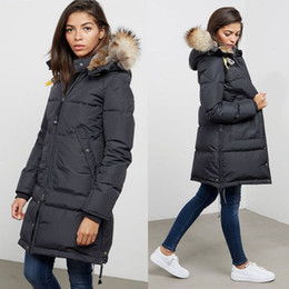 $enCountryForm.capitalKeyWord NZ - TOP Raccoon Fur Women's Down & Parkas Women Light Long Bear Winter Jacket Down Parkas Coat Puffer Jacket Thicker Warm Waterproof Christmas