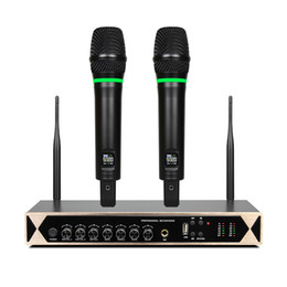 $enCountryForm.capitalKeyWord UK - K7 UHF Bluetooth Wireless microphone With Metal Receiver for Home Theater Audio Receiver DVD Hi-Fi systems HDTV gaming consoles A V receiver