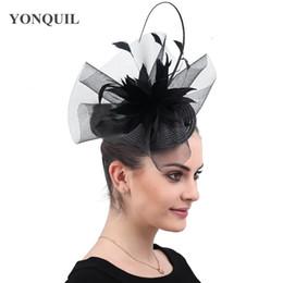 $enCountryForm.capitalKeyWord Australia - Ladies elegant classic kenducky derby hats fascinators accessories hair women wedding church tea headwear with hair clips free ship SYF566