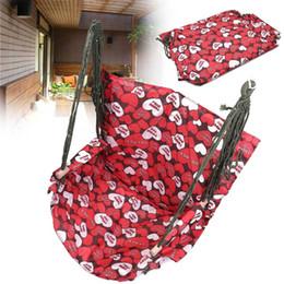 $enCountryForm.capitalKeyWord Australia - Modern Oxford Fabric Hammock Outdoor Furniture Swing Hanging Chair Children Adult Garden Indoor Dormitory Single Safety Chair